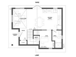 floorplan of a house arbutus floorplans smallworks ca