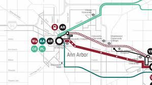 ann arbor halloween city rta u0027s transit plan links ann arbor to detroit