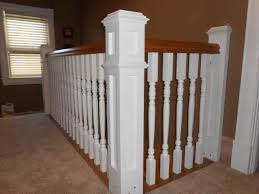 Banister Newel Newel Posts Balusters And Handrail Install Two Alarm Victorian