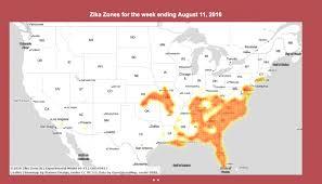 map of usa zika zika zone usa unc asheville alumni engage data to fight zika