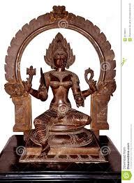 God Statue Metal God Statue Stock Photo Image 62789227