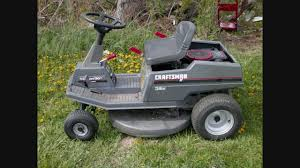 my new craftsman re2000 youtube