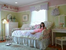 shabby chic u0027s room traditional bedroom new york by