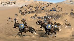 Mount And Blade Map Mount And Blade 2 Bannerlord Has Bigger More Beautiful Battles