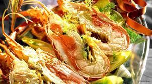 cuisiner homard surgelé la queue de homard une recette gourmande