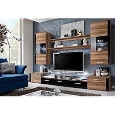 amazon com paris contemporary design wall unit modern