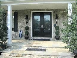 Custom Size Exterior Doors Wooden Front Door Design Glass Front Doors Design Wooden Door
