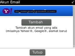 cara membuat yahoo mail di blackberry cara setting email blackberry 8520 simpel blog