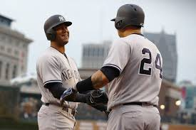 What S Next For Aaron Hicks As Aaron - yankees latest weapons aaron hicks miguel andujar ronald torreyes