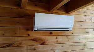 ductless mini split cassette fujitsu ductless mini split system 15rls2h earth energy