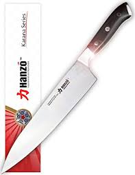 Unique Kitchen Knives Amazon Com Hanzo 9 5 Chef Knife The Ultimate Knife For Chefs