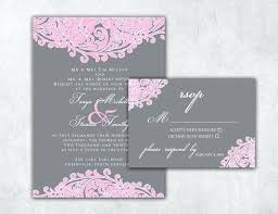 wedding invitations and rsvp wedding invitations and rsvp card sets meichu2017 me
