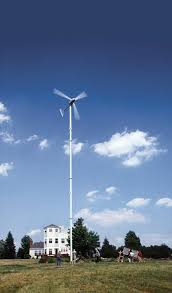 Yes In My Backyard Home Wind Power Yes In My Backyard Renewable Energy Mother