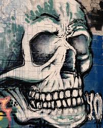 graffiti wallpaper wall murals wallsauce usa graffiti skull face wallpaper mural