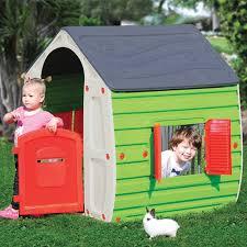 giardino bambini casa casetta per bimbi bambini in resina uso esterno interno
