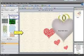 wedding program maker how to make a wedding invitation card