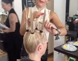best days to cut hair for growth this crazy way to cut hair is truly something you need to see to