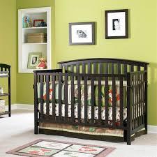 Graco Freeport 4 In 1 Convertible Crib Graco Freeport 4 In 1 Convertible Crib In Cherry 04520 474