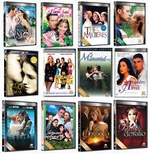 Seeking Series Y Novelas Telenovelas Dvd Dvds Discs Ebay