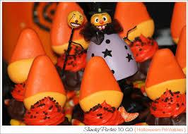 halloween hershey kisses amanda u0027s parties to go halloween dessert table
