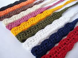 crochet bands 133 best handmade headbands images on handmade
