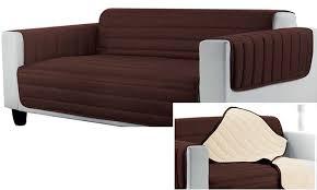 protege canape protège fauteuil et canapé réversible groupon shopping