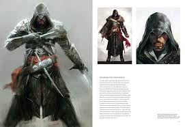assasins creed halloween costume assassin u0027s creed the complete visual hi amazon co uk miller