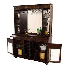 Hutch 3 Santa Fe Bar W Hutch El Dorado Furniture