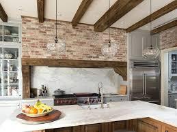 kitchen wallpaper designs ideas kitchen with brick wall brick walls in kitchens brick kitchen design