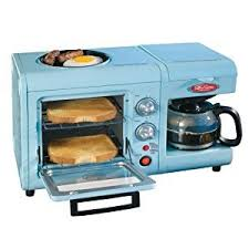 Oven Toaster Uses The Retro 3 In 1 Breakfast Station And The Joy Pain Of Single Use