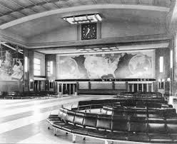 Ohio Union Map by Cincinnati Union Terminal Cincinnati Oh Art Deco Pinterest