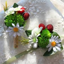 Corsage And Boutonniere Prices Compare Prices On Flower Wedding Corsage Online Shopping Buy Low