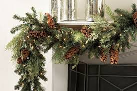 Christmas Decorations For Archway by How To Measure For Wreaths And Garland How To Decorate