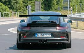 porsche 911 gt3 rs green porsche 911 gt3 rs facelift for 2018 more power more pedals by
