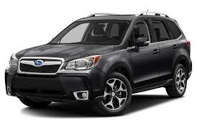 subaru forester touring xt 2016 subaru forester vs 2016 mazda cx 5 overview