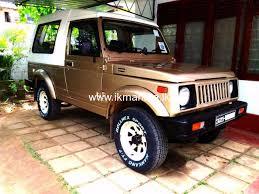 gypsy jeep suzuki maruti gypsy mg410 jeep 1990 matara free ads sri lanka