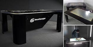 Touch Screen Coffee Table by Coffee Table Modern Multi Touch Coffee Table Build Touch Screen