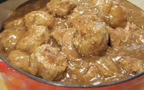 bon plat a cuisiner recette du bon vieux temps ragoût de boulettes