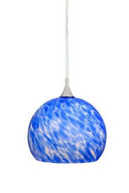 Cobalt Blue Mini Pendant Lights Drum Shade Mini Pendant Lewis Lighting Home Electronics