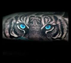 60 best tiger eye tattoos designs with meanings