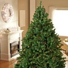 magnificent ideas pre lit tree home accents 7 ft