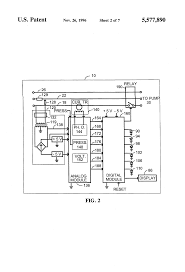 patent us5577890 solid state pump control and protection system