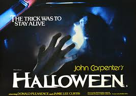 poster for halloween 1978 usa wrong side of the art