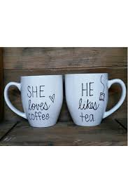 his hers mugs diy his and hers mugs for couples