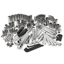 craftsman 172 piece all inch sae mechanics tool set
