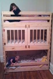 4 Bed Bunk Bed Toddler Bunk Bed Plans 4 Beds In One Childrens Loft Bed Designs