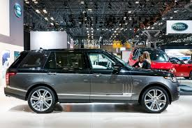 wrapped range rover autobiography 2016 range rover svautobiography debuts at the new york auto show