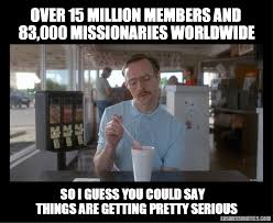 Best Internet Meme - best missionary memes on the internet 3 lds missionaries