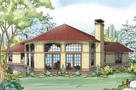 one story mediterranean house plans mediterranean house plans single story adhome one winsome design