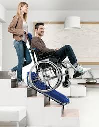 sedie per disabili per scendere scale montascale a cingoli ggm 2004 il montascale cingolato per disabili